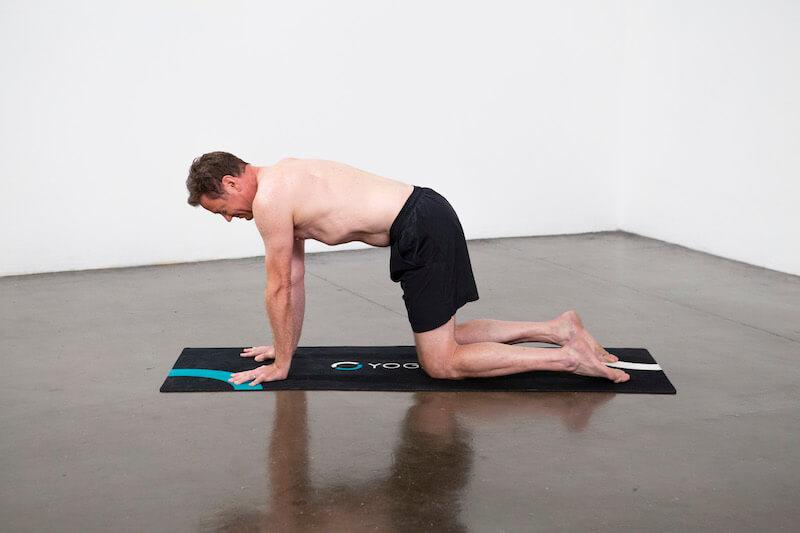 Cow Pose (Bitilasana) - Yoga Pose