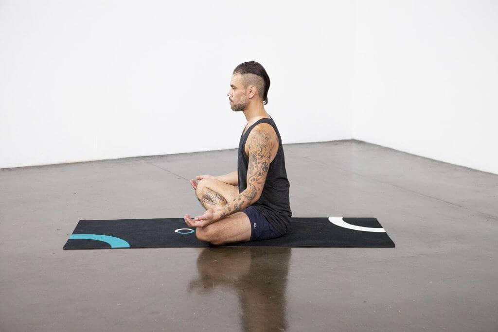 Cow Face Pose (Gomukhasana) - Yoga Pose