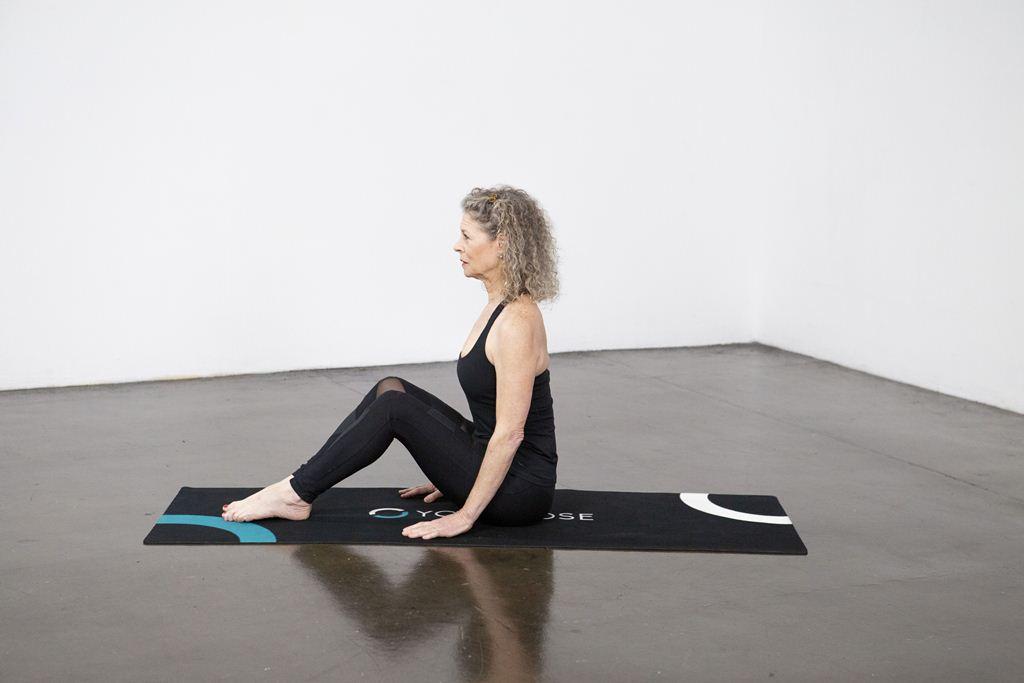 Boat Pose (Paripurna Navasana) - Yoga Pose