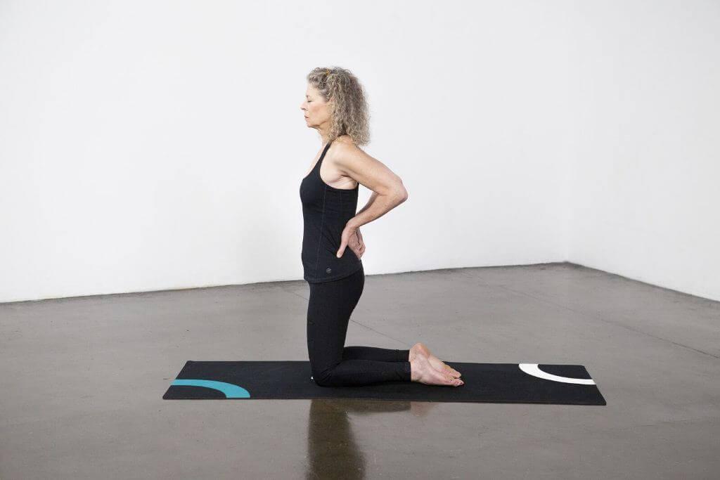 Camel Pose (Ustrasana) - Yoga Pose