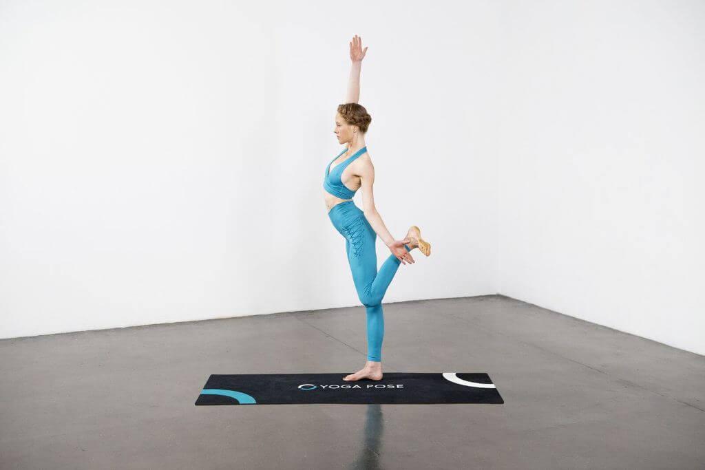 Dancer Pose (Natarajasana) - Yoga Pose