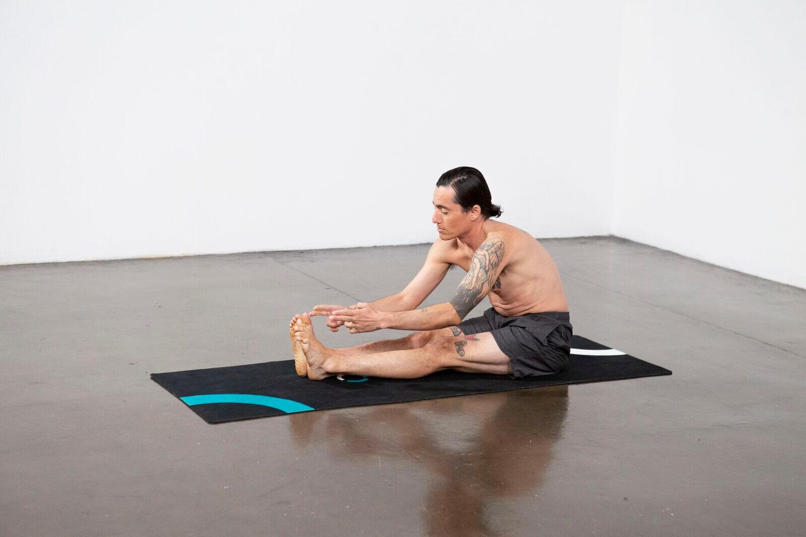 Archer's Pose (Akarna Dhanurasana) - Yoga Pose