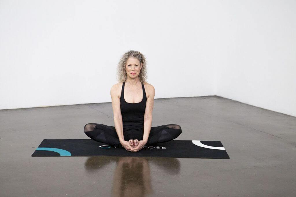 Bound Angle Pose (Baddha Konasana) - Yoga Pose