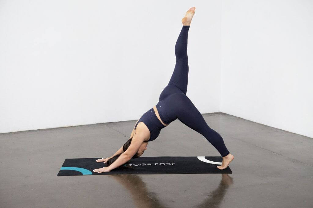 Half Pigeon Pose (Ardha Kapotasana) - Yoga Pose