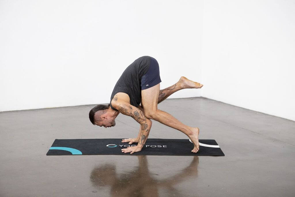 Crow Pose (Kakasana) - Yoga Pose