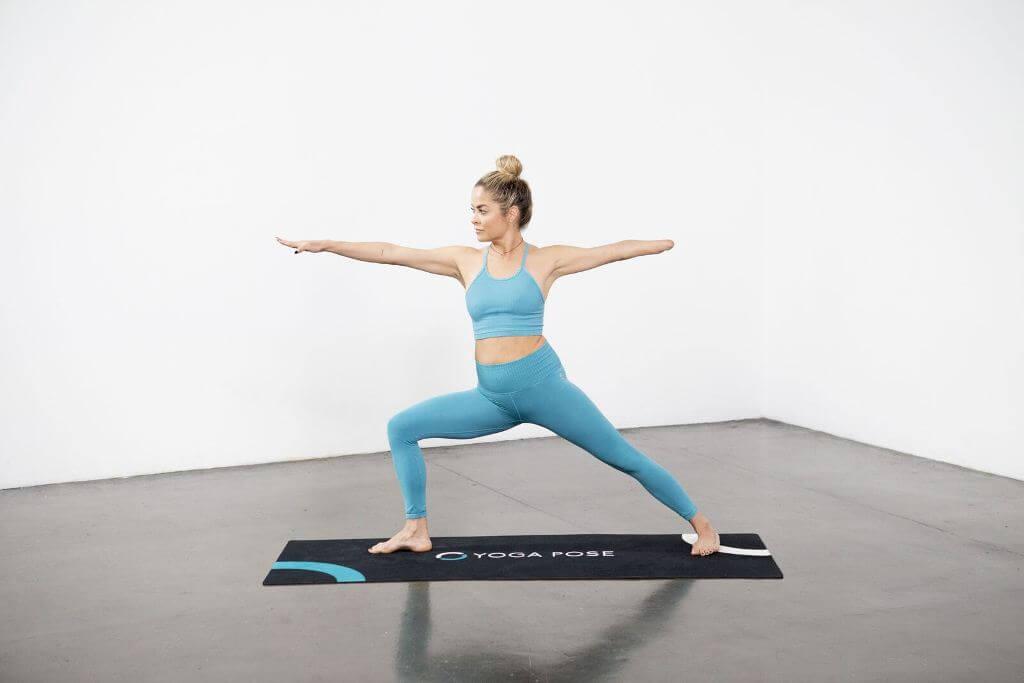 Extended Side Angle Pose (Utthita Parsvakonasana) - Yoga Pose
