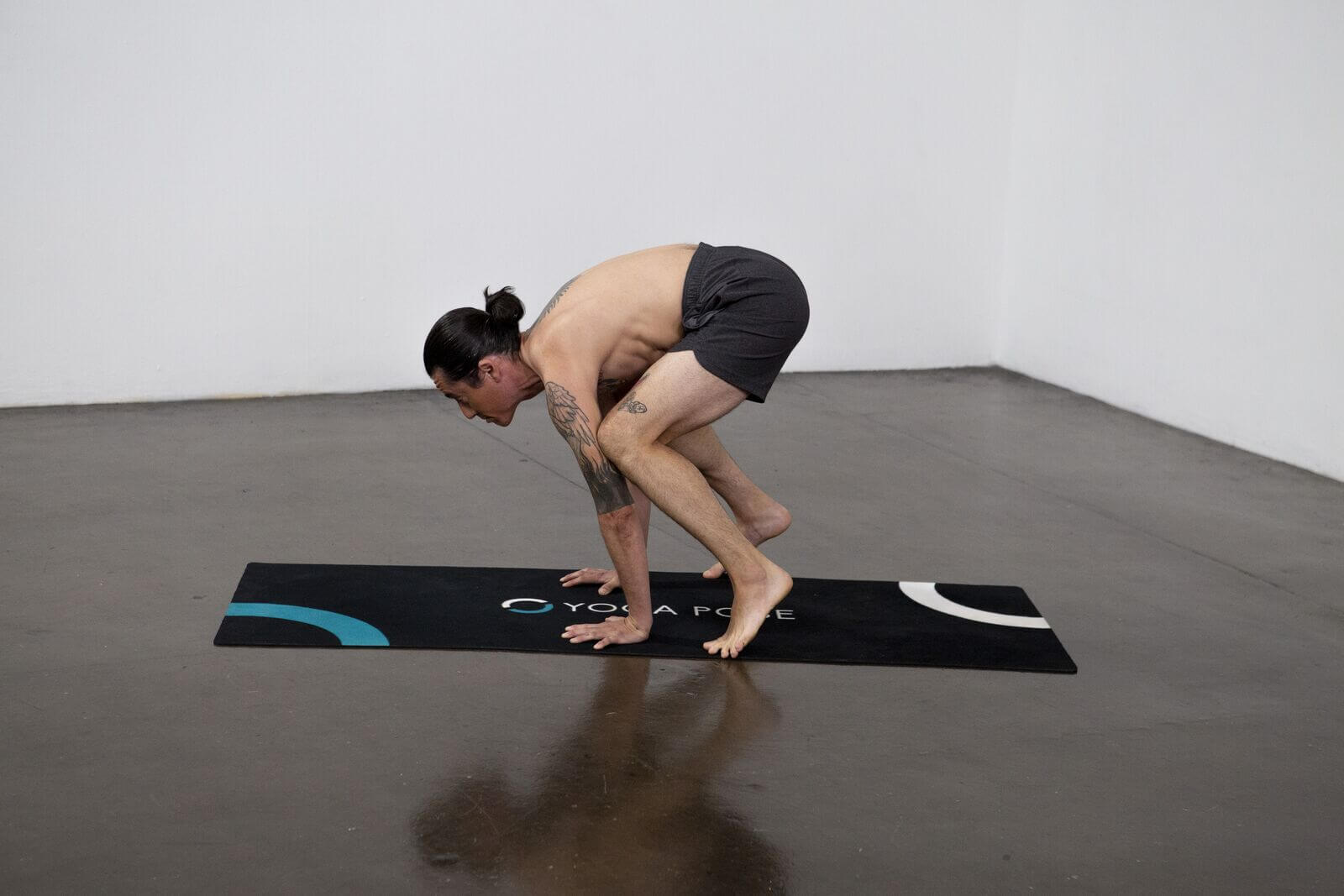Crane Pose (Bakasana) - Yoga Pose