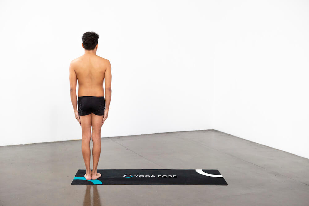 Revolved Side Angle Pose (Parivrtta Parsvakonasana) - Yoga Pose