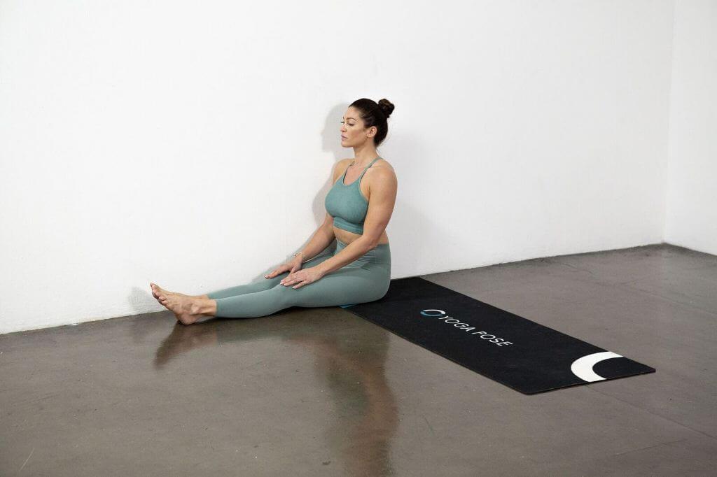 Legs Up the Wall Pose (Viparita Karani) - Yoga Pose