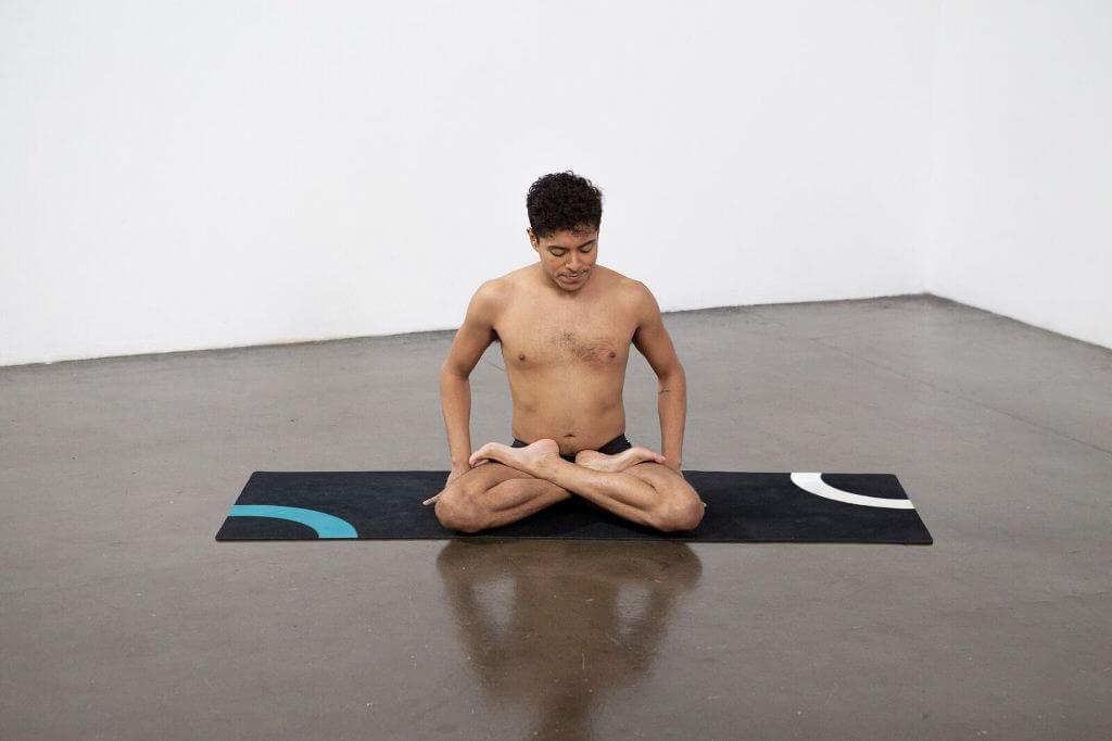 Scales Pose (Tolasana) - Yoga Pose