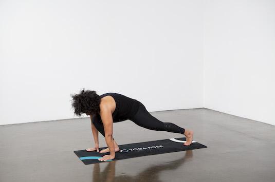 Lunge Pose (Banarasana) - Yoga Pose