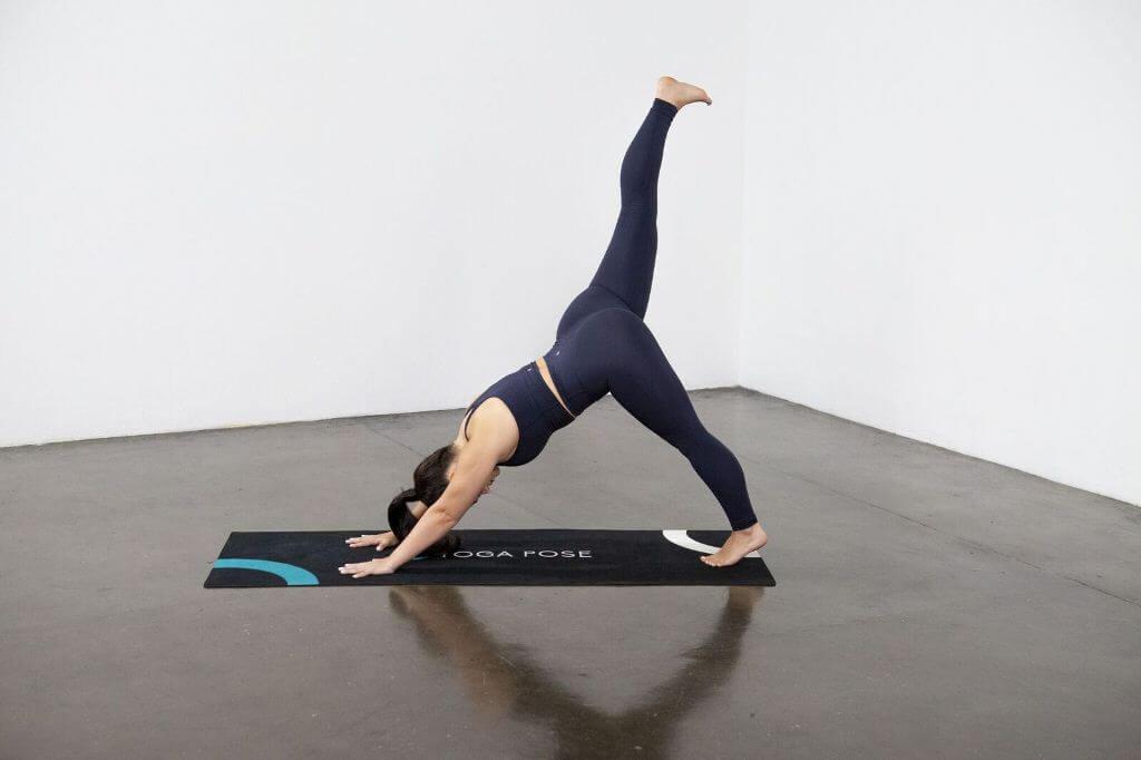 Pigeon Pose (Eka Pada Rajakapotasana) - Yoga Pose