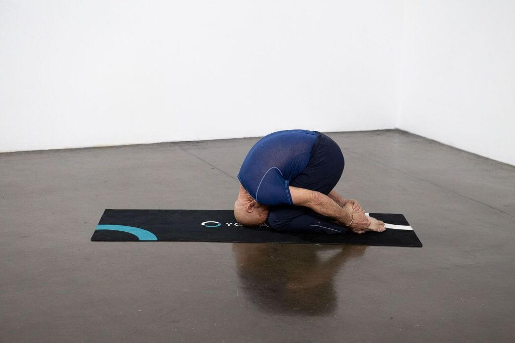 Rabbit Pose (Sasangasana) - Yoga Pose