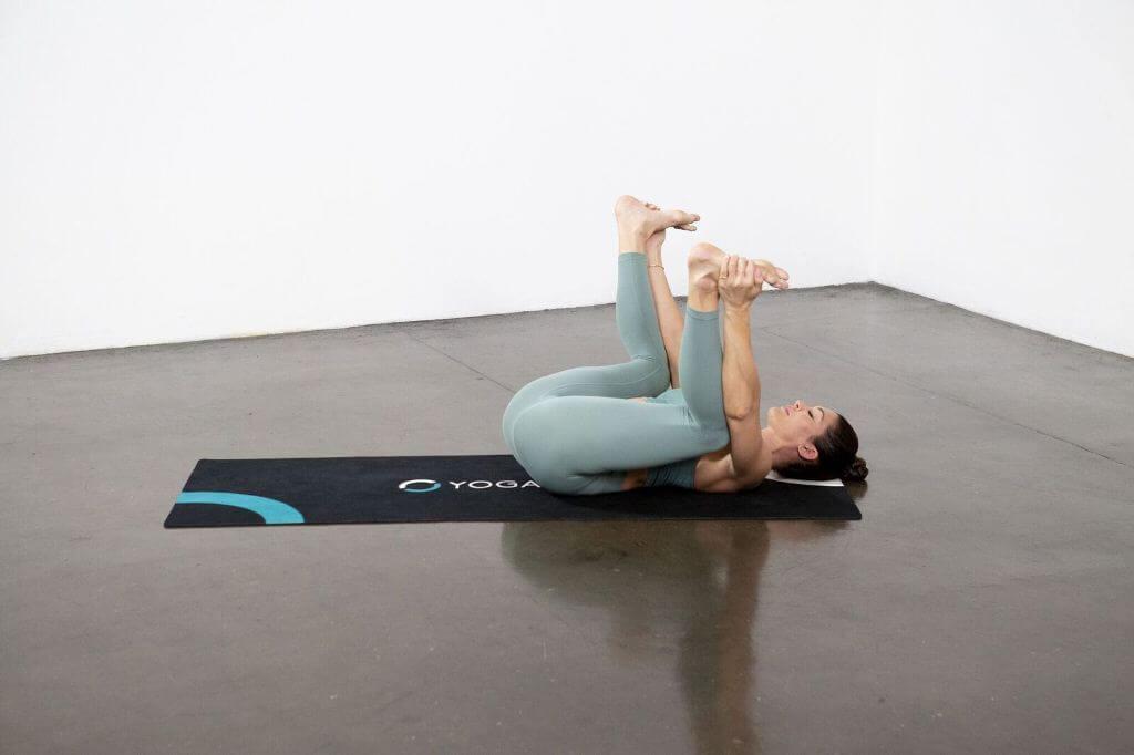 Happy Baby Pose (Ananda Balasana) - Yoga Pose
