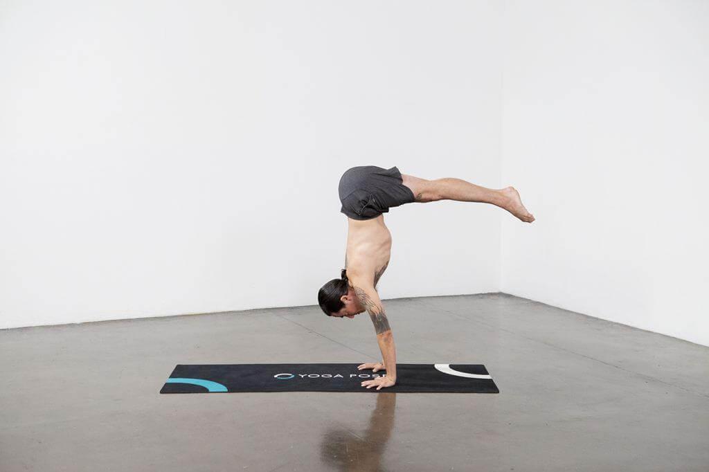 Handstand Pose (Adho Mukha Vrksasana) - Yoga Pose