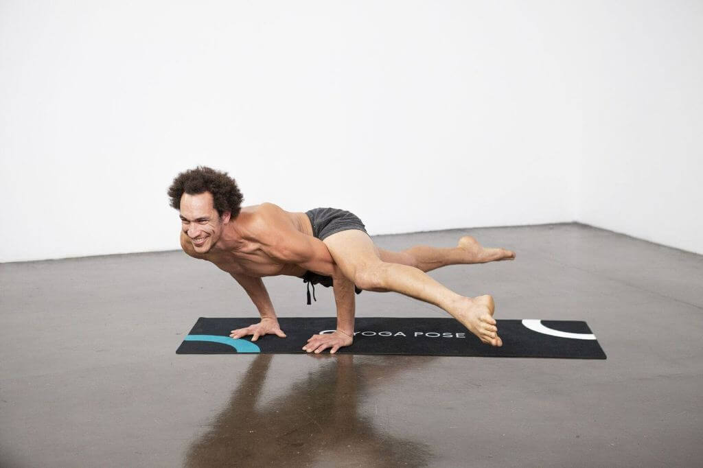 Pose Dedicated to the Sage Koundinya I (Eka Pada Koundinyasana) - Yoga Pose
