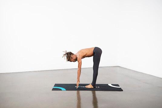 One-Legged Handstand (Eka Pada Adho Mukha Vrksasana) - Yoga Pose