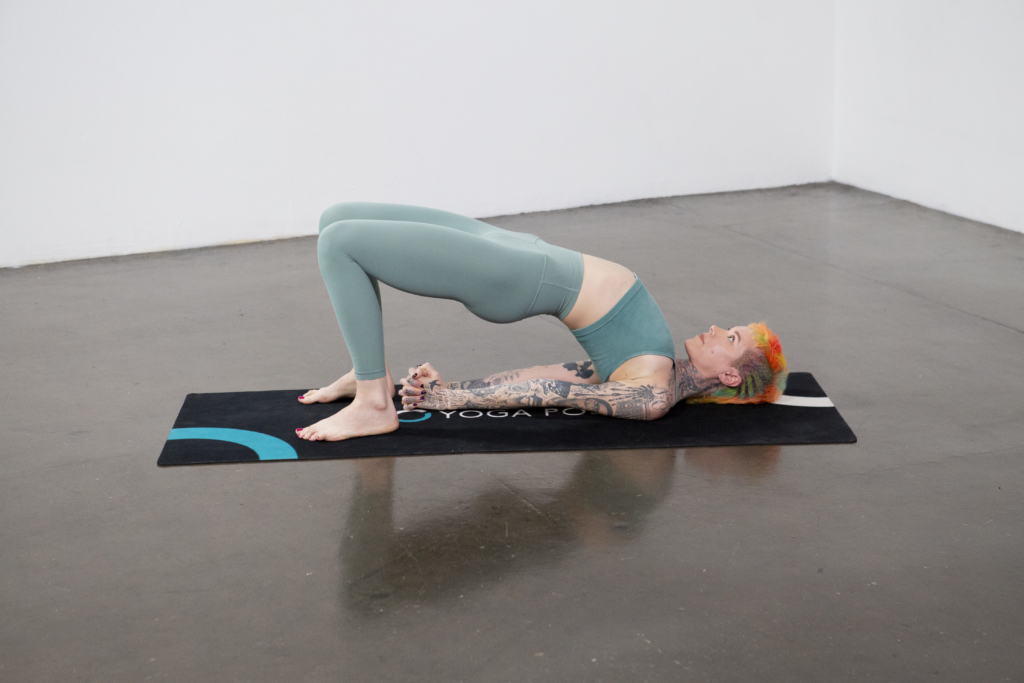 How Yoga Helps Me Get Through My Period