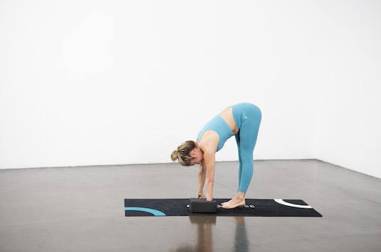 Standing Split (Urdhva Prasarita Ekapadasana) - Yoga Pose