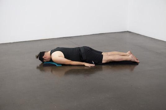 Superman Pose (Salabhasana) - Yoga Pose