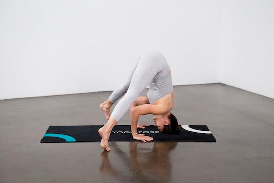 Supported Headstand (Salamba Shirshasana) - Yoga Pose