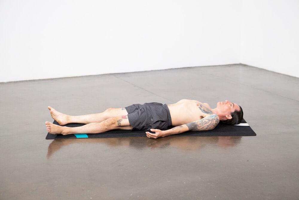 Supported Shoulderstand (Salamba Sarvangasana) - Yoga Pose