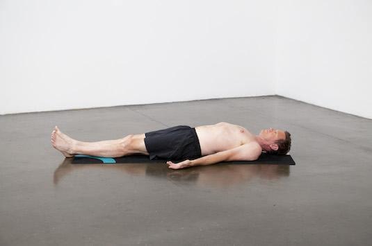 Upward Extended Feet Pose (Urdhva Prasarita Padasana) - Yoga Pose