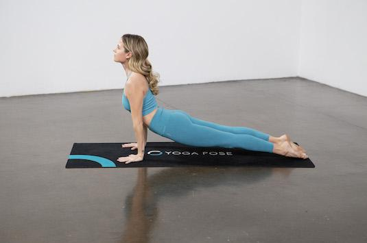 Upward Facing Dog (Urdhva Mukha Shvanasana) - Yoga Pose