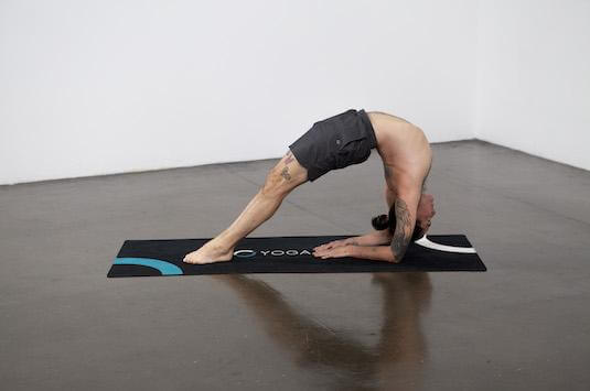 Upward Facing Two-Foot Staff Pose (Dwi Pada Viparita Dandasana) - Yoga Pose