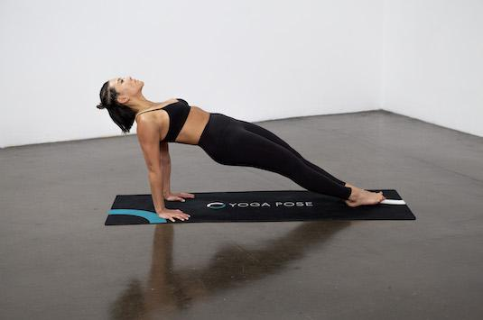 Upward Plank Pose (Purvottanasana) - Yoga Pose