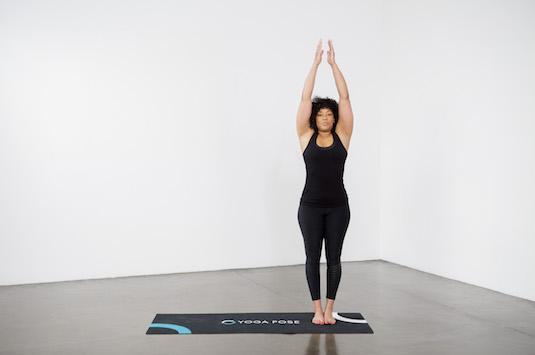 Warrior II (Virabhadrasana II) - Yoga Pose