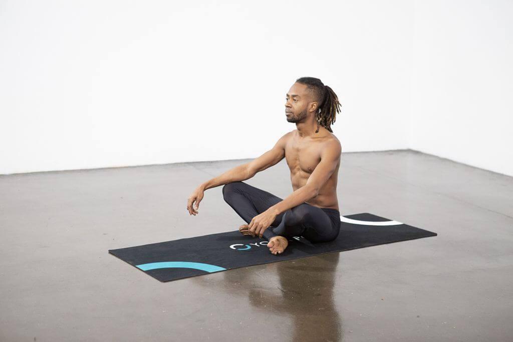 Lion Pose (Simhasana) - Yoga Pose