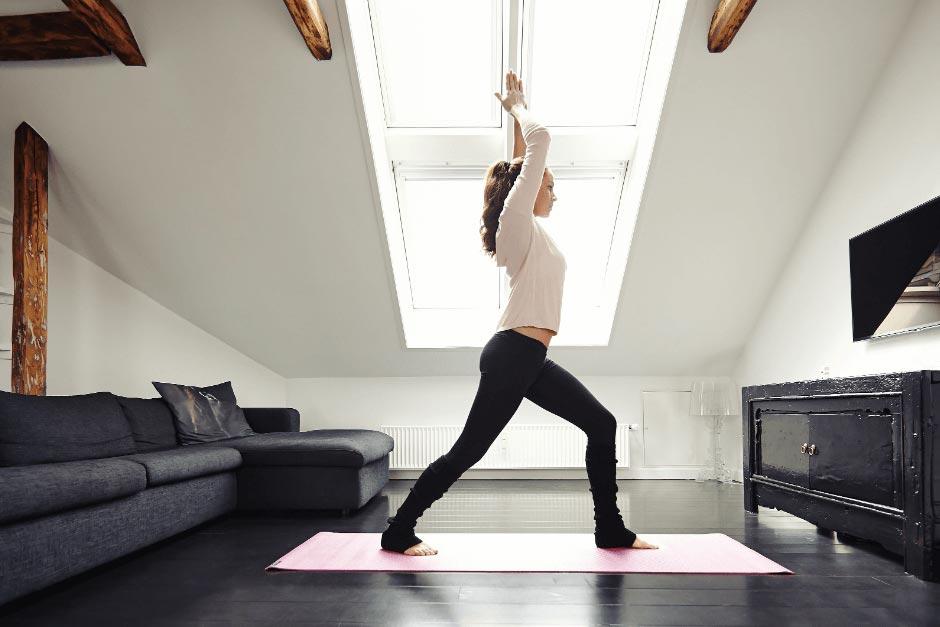 At-Home Wellness Hacks for the Homebody Yogi