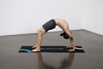 Chest-Opening Yoga Poses