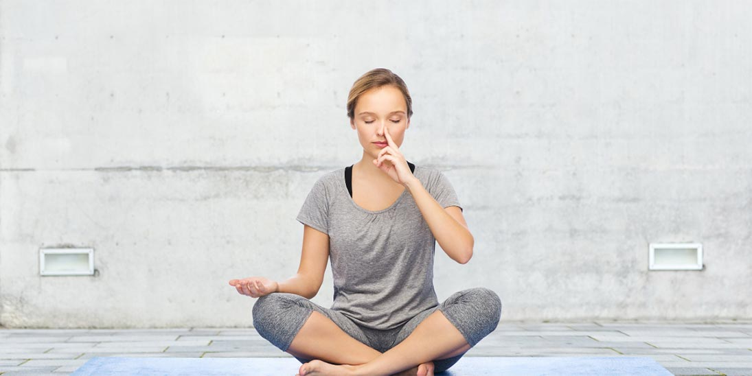 What is Pranayama And How Can it Help You Sleep Better? - Yoga Pose