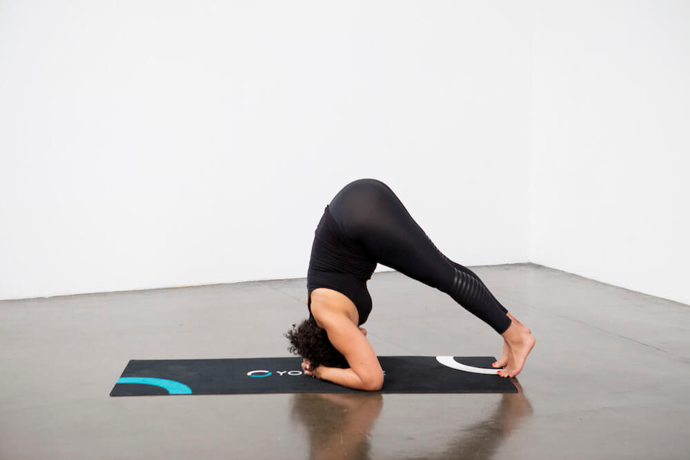 Headstand Pose (Sirsasana) - Yoga Pose
