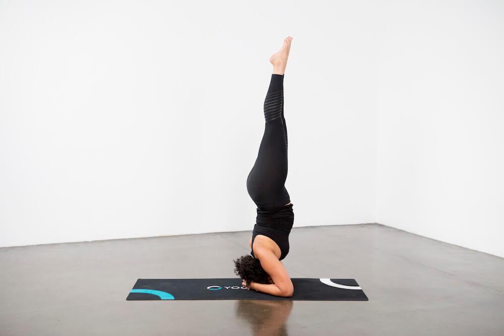 Headstand Pose (Sirsasana) - Yoga Pose