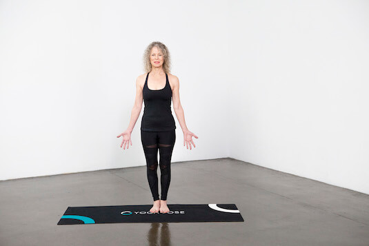 Mountain Pose (Tadasana) - Yoga Pose