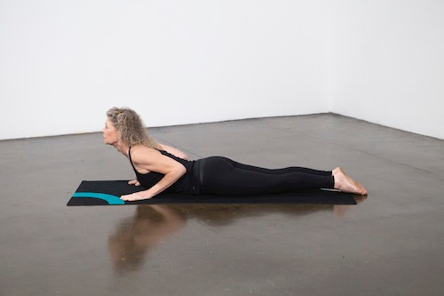 Cobra Pose (Bhujangasana) - Yoga Pose