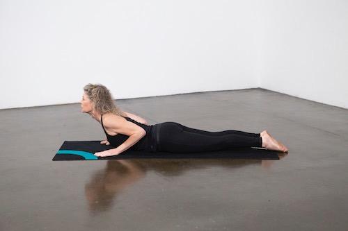 Cobra Pose (Bhujangasana) - Yoga Pose