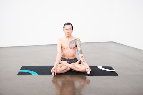 Lotus Pose (Padmasana) - Yoga Pose
