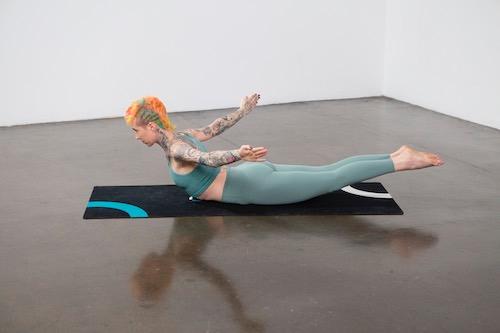 Locust Pose (Salabhasana) - Yoga Pose