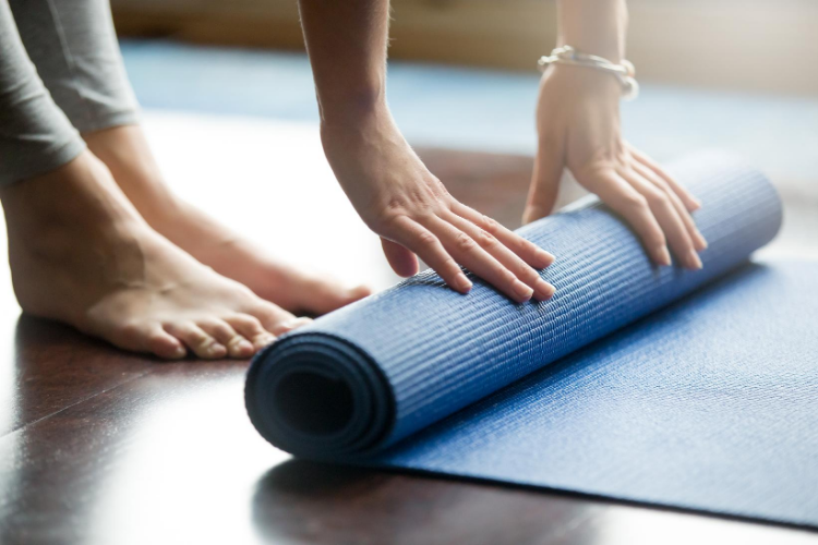 Off the Mat with Jennifer Ellis - Yoga Pose