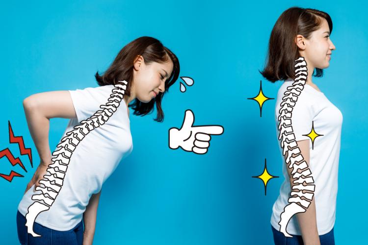 7 Yoga Poses to Help Correct Bad Posture - Yoga Pose
