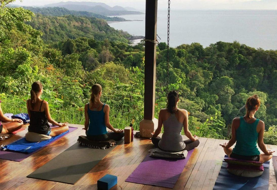 7 Dreamy Yoga Retreats to Plan For