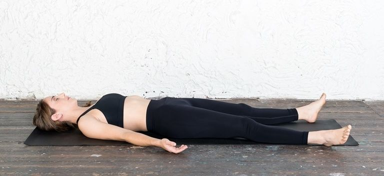 Restorative Yoga & How Can It Help Relieve Stress - Yoga Pose