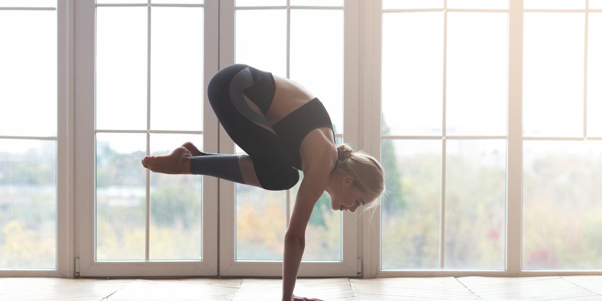 5 Poses to Help You Master Crow Pose, Finally! - Yoga Pose