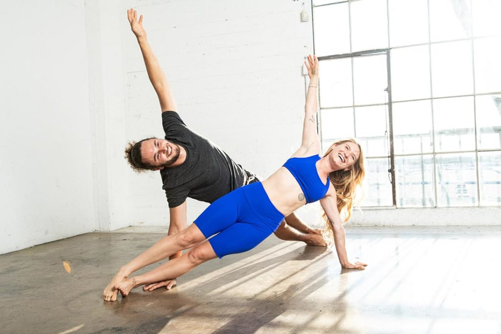 5 Easy Yoga Poses for Two People - Yoga Pose