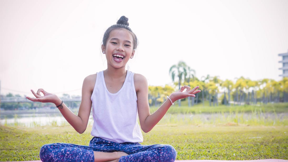 The Importance of Yoga & Mindfulness for Kids - Yoga Pose