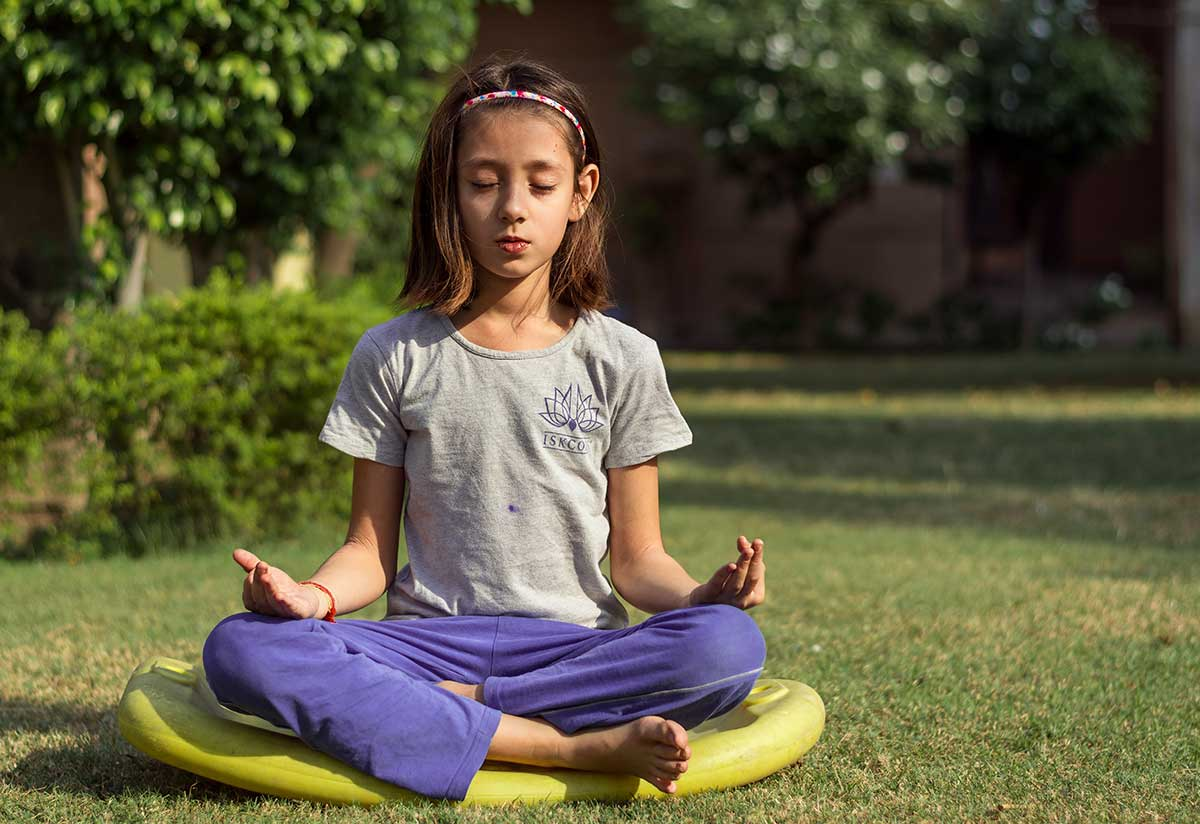 Yoga For Kids: How to Get Your Kids Excited About Yoga